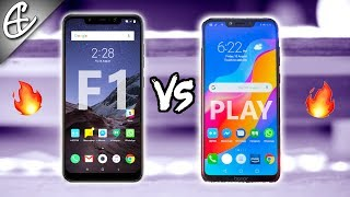 Is THIS for REAL??? POCO F1 vs Honor Play ULTIMATE 20K Flagship Comparison 🔥🔥🔥