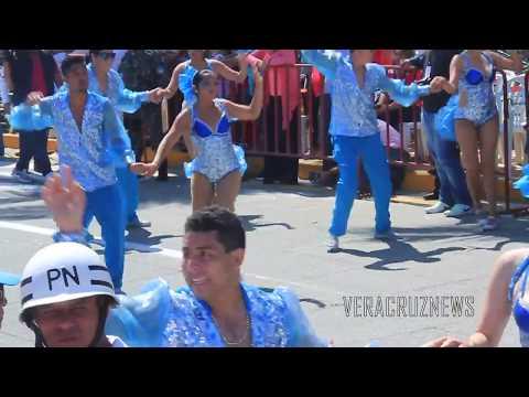 Desfiles del Carnaval de Veracruz 2016