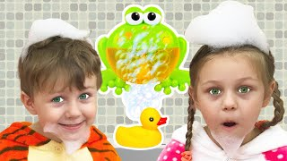 Bath Song  for Kids from Ameleon