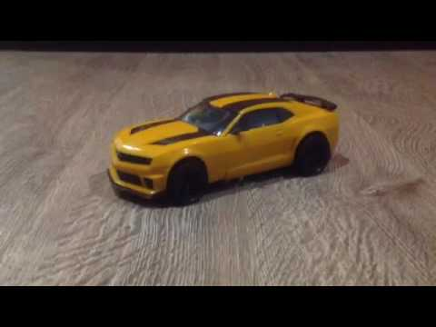 Caro Chevrolet Camaro Juguete Youtube