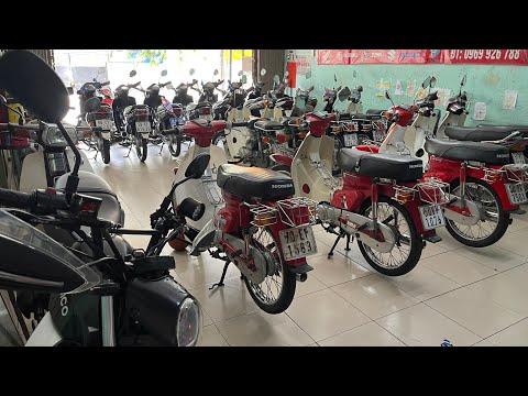 Xe máy cũ giá rẻ #Honda cub dd đỏ 70,  cập Nhật các dòng xe cổ Huyền thoại .lh sdt Zalo 0969926788