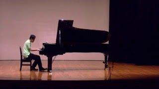 Arrangement and Piano Play by Hiroshi Kawase, Japan 2016.5.7 神奈川...