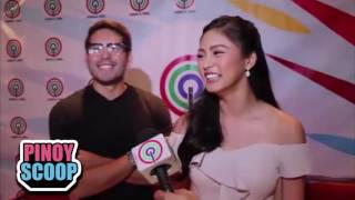 Gerald Anderson Cheers For Duathlete Kim Chiu