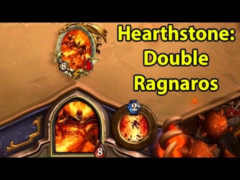 Hearthstone: Blackrock Spire - DOUBLE RAGNAROS