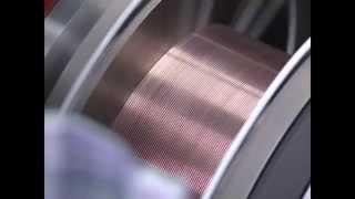Как делают сварочную проволоку(Сварка с помощью полуавтомата отличается от ручной механизированной подачей электрода в сварочную зону...., 2015-05-15T19:03:19.000Z)