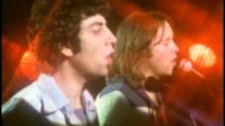 "10cc performing ""The Things We Do for Love"" on film. Shown on Top o..."