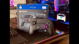 Nacon REVOLUTION Unlimited Pro Controller Unboxing & Review