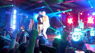 LTFU (one more time) Machine Gun Kelly Live Front Row