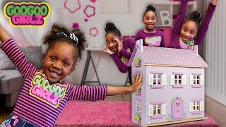 Goo Goo Girlz Play Hide & Seek! (Learn to Count to 10)