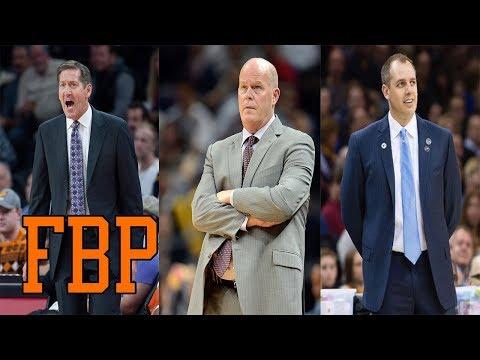 Ranking All NBA Head Coaches Coming Into 2017-18 (21-30)