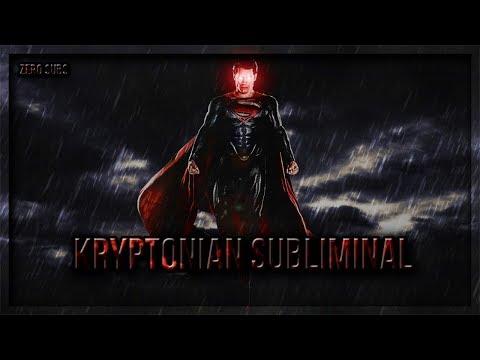 Kryptonian Subliminal - Kryptonian Physiology