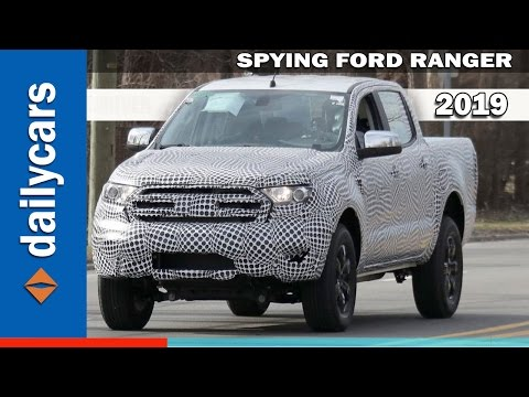 2019 FORD RANGER PREVIEW RENDERED PRICE SPECS RELEASE DATE