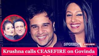 Krushna Abhishek: My Wife Kashmera Is At Fault, Must Apologise To Govinda's Wife Sunita   SpotboyE