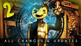 All NEW ChangesUpdates in BATIM Chapter 2 Remastered
