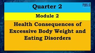 Physical Education Video Lesson 2 - 2nd Quarter