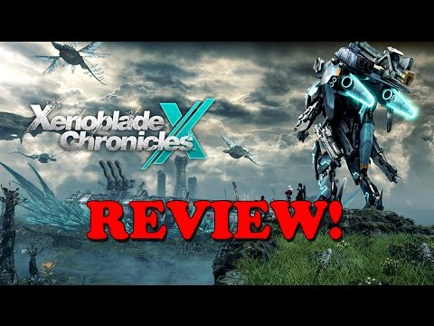 Xenoblade Chronicles X Review!