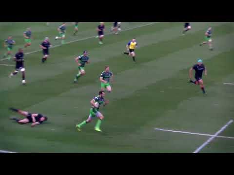 Highlights: London Scottish 29 - 19 Yorkshire Carnegie (B&I Cup)