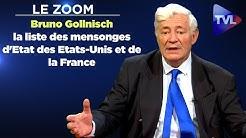 Zoom Bruno Gollnisch :'Je vous donne la liste des mensonges d'Etat des Etats-Unis et de la France !'