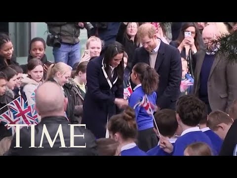 Prince Harry And Meghan Markle Participate In International Women's Day Celebrations | TIME