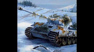 Darkest Hour: Europe 1944-45 Battle of the Bulge Panther gameplay