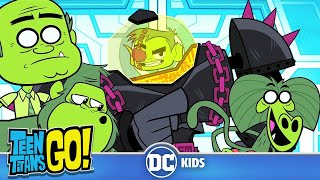 Teen Titans Go! |  Super Powers: Beast Boy | DC Kids