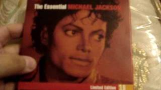 The Essential Michael Jackson Limited Edition 3.0 CD Unboxing