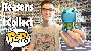 4 Reasons Why I Collect Funko Pops!