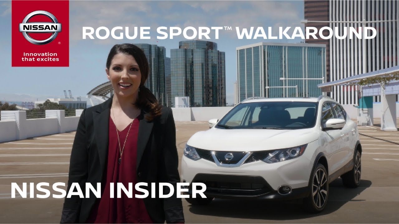 2017 Nissan Rogue Sport Walkaround - Nissan Insider Review