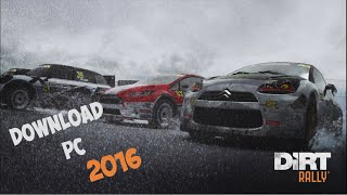 How To Download & Install Dirt Rally On PC