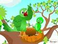 Chitti Chilakamma -  Telugu Rhymes for Children - Animated