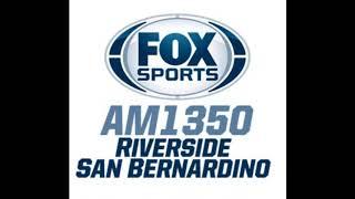 FOX Sports 1350 HS Football Game of the Week (10-05-2018)[Etiwanda vs Rancho Cucamonga]
