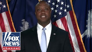Sen. Tim Scott delivers GOP rebuttal to Biden's remarks   FULL
