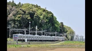 京成3000形(二代目) TDカルダン駆動車 モハ3042-8形 押上→(快速)→京成佐倉