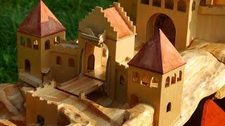 Dragon Castle - land - village
