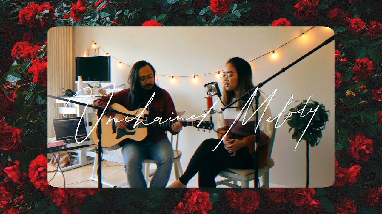 Unchained Melody - The Righteous Brothers (Cover) by The Macarons Project feat. Rikat & Friends