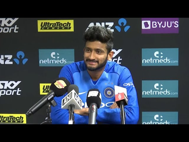 Getting to learn new things on overseas tours - Khaleel Ahmed
