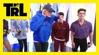 PRETTYMUCH Step Off w/ A Dance Battle | Weekdays at 4pm | #TRL