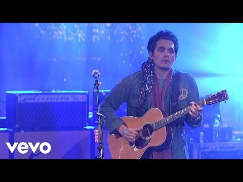 John Mayer - The Age Of Worry (Live on Letterman)