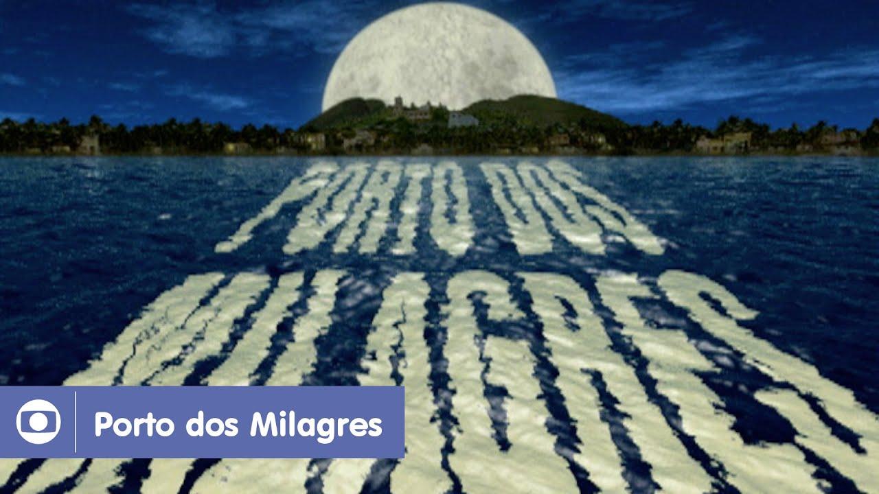 Porto dos Milagres: reveja a abertura da novela da Globo