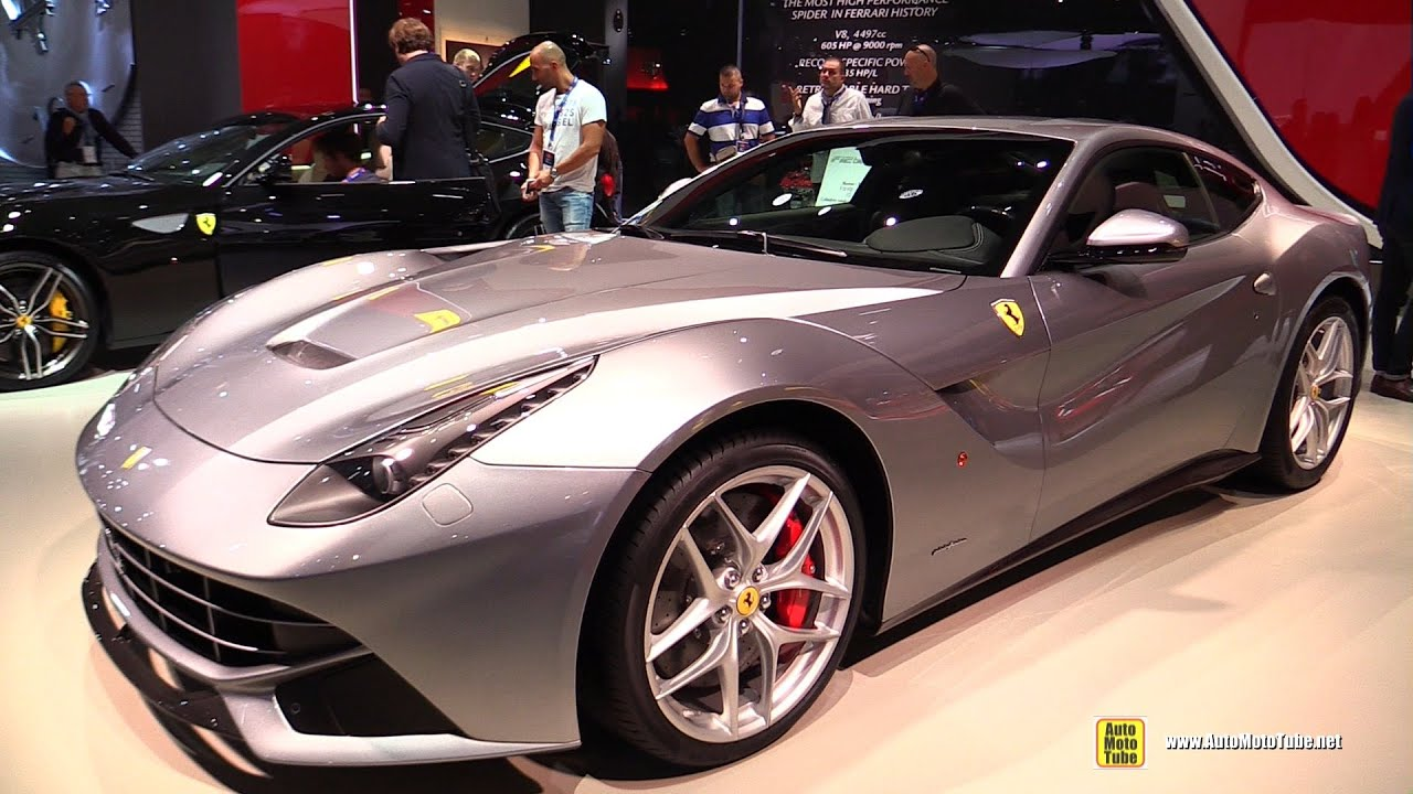 2015 Ferrari F12 Berlinetta   Exterior and Interior Walkaround