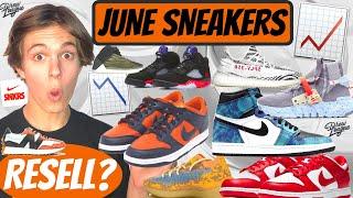 Upcoming Sneaker Release Calen…