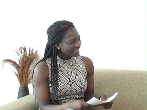 Billy Kwayie on Footprints with Sandra Agyeman.
