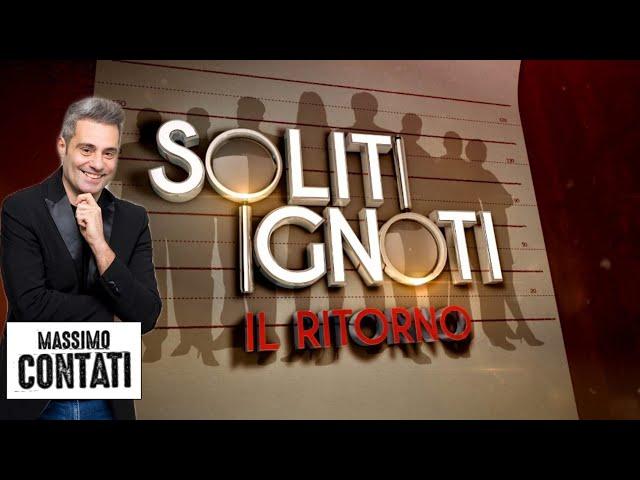 Massimo Contati ai  soliti ignoti  presenta  La carta persa e mai più ritrovata
