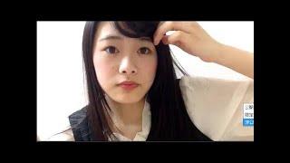 (2017/02/11) (19:48配信開始) 長谷川玲奈 (NGT48 チームNⅢ)のSHOWROOM...
