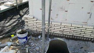 [내집짓는중] 외벽 벽돌 쌓기 개당 얼마? 몇개나 들어…