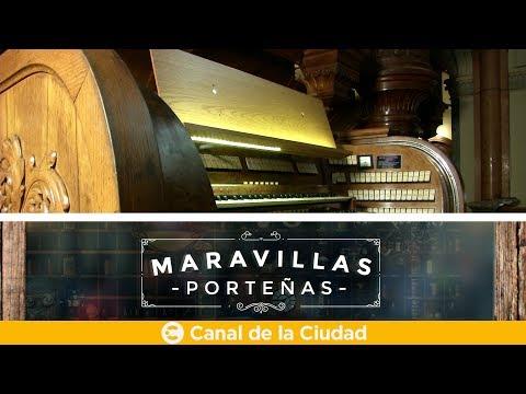 """<h3 class=""""list-group-item-title"""">Órganos de Buenos Aires y mucho más en Maravillas Porteñas</h3>"""