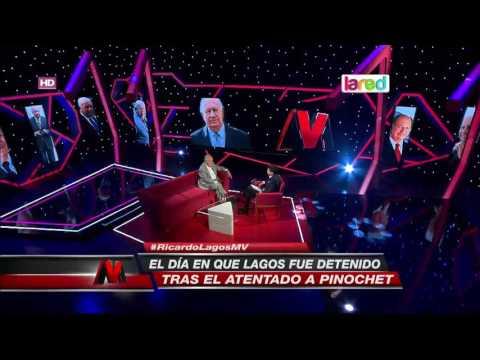 Ricardo Lagos relató el día en que fue detenido tras el atentado a Pinochet