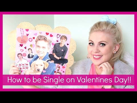 How to be Single on Valentines Day