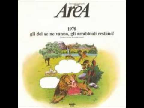 European Rock Collection Part2 / Area-1978(Full Album)