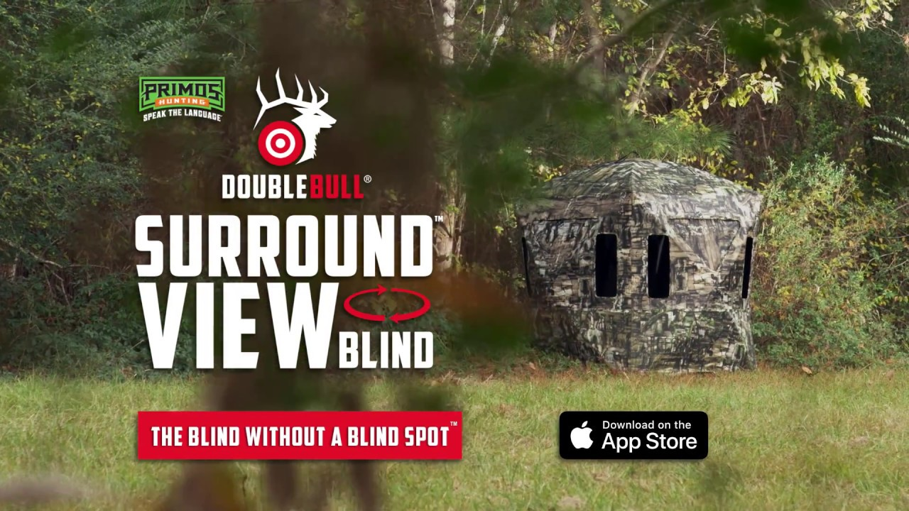 Double Bull Surroundview Real Hunters Reactions Youtube